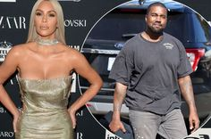 'She needs him full of energy': Kim Kardashian has put Kanye West on a 'daddy diet' - Mirror Online