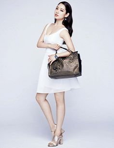 #Parkshinhye Harper Bazaar Korea
