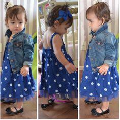 Quando criança se veste como criança - opções de looks infantis para as meninas arrasarem em festinhas