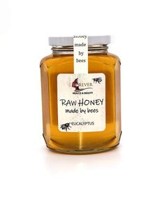 It is one of the most popular honey ranges in Australia. As floral honey, Yellow Box Honey has a lower GI as compared to other kinds of honey which makes it a better alternative for anyone having problems with blood sugar levels. Australian Honey, Raw Honey, Amber Color, Blood Sugar, Ranges, Candle Jars, Health And Beauty, Alternative, Perfume Bottles