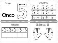 Grafomotricidad números del 1 al 10 (5)