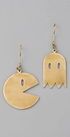 best earrings ever.