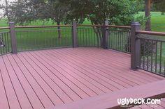 Ugly Deck Remodeling Minnesota 46