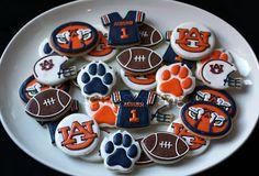 high school team cookies
