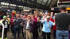 Wir haben 2014 zum ersten Senioren-Flashmob in Hamburg am #Weltseniorentag ausgerufen. http://www.wegeausdereinsamkeit.de/senioren-flashmob/ #Alter #Flashmob
