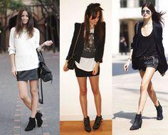 E de todos os estilos de moda, desde as mais descoladas até as mais arrumadinhas ou bem sofisticadas.