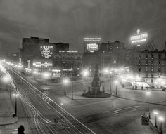 LOVE this site... old photos. this is detroit 1910