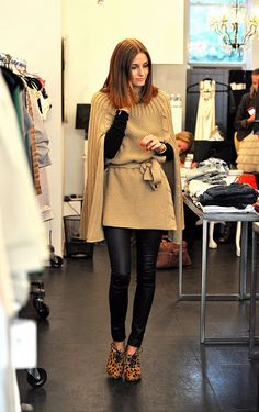 How to be lovely: Olivia Palermo: Street Style