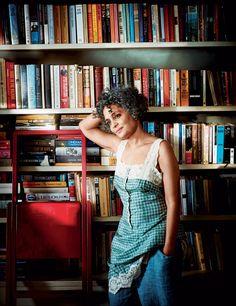 Elle India - Arundhati Roy on Writing, Fighting and . Novelist and Essayist Dreads Girl, Essayist, Margaret Atwood, Book Writer, Writing Styles, Love Affair, Aerobics, Shades Of Grey, Get Dressed