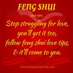 Fancy Here ure Feng Shui Love Tips that ull help attract love u romance