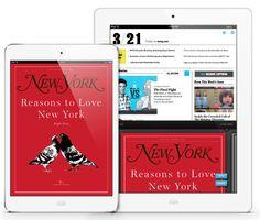 new york magazine ipad app