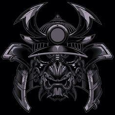 Samouraï Mask Anthracite - Jared Mirabile/Sweyda