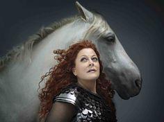 Deborah Voigt, Die Walküre-I need to see that documentary on Wagner's opera