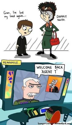 Agent Trevor -The dancer