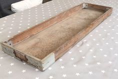 A personal favourite from my Etsy shop https://www.etsy.com/uk/listing/539504065/vintage-wooden-slim-drawer-great-as-a