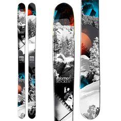 Salomon Rocker2 108 Skis (Men's)   Peter Glenn