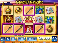 Ігровий автомат Black Knight присвячений англійської легенді про чорному лицаря. З виведенням реальних коштів допоможуть п'ять барабанів з 30 лініями. Також ви будете вигравати гроші за допомогою додаткових обертань і дикого символу зі спеціальною функцією. Key Bank, Accounting, Knight, Black, Black People, Cavalier, Knights