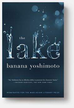 This book cover is very nice. The blues look good together, and the typography very clearly represents the title of the book. It looks really cool with the watery font and blue colors!