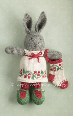 Little Cotton Rabbits - Olga
