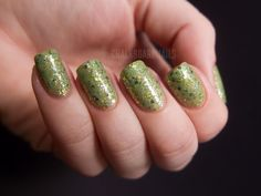 GlitterDaze Minty Mojito