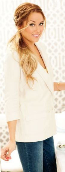 LC Lauren Conrad blazer at Kohls