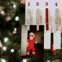 An Advent Picture Count Up to Christmas