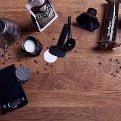 Ready for the weekend? Grab your AeroPress online & accessories like the Hario Scales pictured from @alternativebrewing  by @huracancoffee |  TAG your coffee friend! |  Shop NOW: http://ift.tt/1uHcmzT  AeroPress Bundles  @alternativebrewing  Hario Scales  @alternativebrewing by originalaeropress