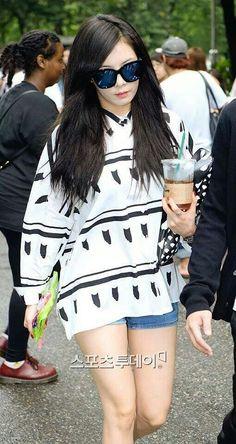 4Minute. Hyuna