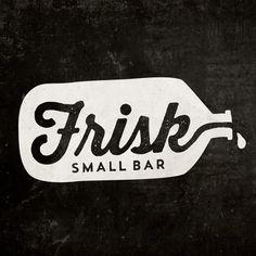 Frisk small bar logo