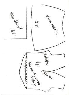 TRES ERAN TRES (Las kekas de Elena): PATRÓN NANCY CHANEL Vestidos Nancy, American Girl, Nancy Doll, Digi Stamps, Arts And Crafts, Dolls, Sewing, Chanel, Google