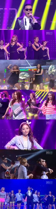 Performances from July 29th's episode of SBS 'Inkigayo'