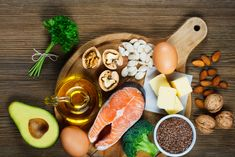 10 Best Foods To Eat On A Keto Diet Although it seems that the ketogenic diet has just become popular, it existed since the It was. Omega 3 Supplements, Dieta Detox, Herbalife Nutrition, Good Foods To Eat, Brain Health, Mental Health, Low Carb Diet, Ketogenic Diet, Great Recipes