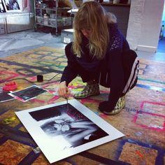 Exhibitions - Suki Waterhouse Source
