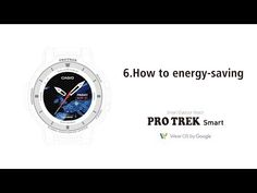 Tips -How to use Extend mode- Best Fishing, Save Energy, Casio, Being Used, Trek, English, Movie, Map, Youtube