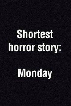Monday......nightshift
