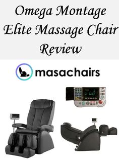 Omega Montage Elite Massage Chair Review   MasaChairs