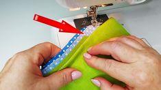 Швейные премудрости простым языком и очень понятно. Шитье для начинающих # 35 - YouTube Sewing Hacks, Sewing Tips, Sewing Techniques, Youtube, Pouch, Trix, Bags, Tutorials, Vape Tricks