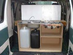 Image result for campervan layout ideas