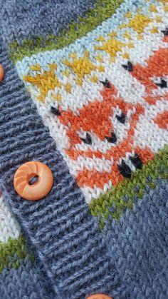 Kids Knitting Patterns, Baby Sweater Knitting Pattern, Knit Baby Sweaters, Knitting For Kids, Crochet For Kids, Knitting Designs, Knitting Projects, Baby Knitting, Knit Crochet