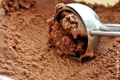 Helado de Chocolate (Thermomix)