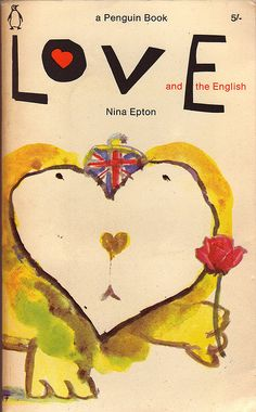 Love and the English | Nina Epton | vintage Penguin book cover | BEAT NIK | flickr
