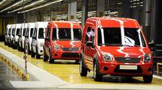 Ford Otosan'a Mühendislik İhracatı Ödülü - http://eborsahaber.com/gundem/ford-otosana-muhendislik-ihracati-odulu/