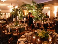 Cleveland Wedding Planner: Enchanted Forest and Nature Wedding