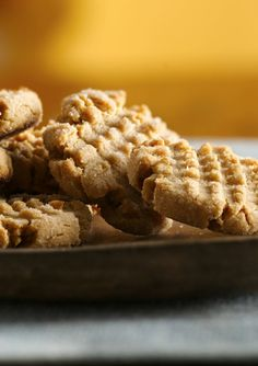 Bisquick chewy PB cookies are as easy as 1-2-3!