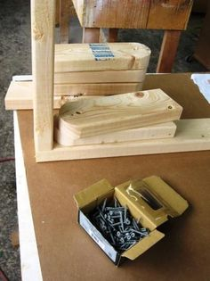 DIY Network has step-by-step instructions on how to build a regulation cornhole set.