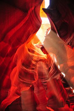 Antelope Canyon, Navajo Park, Arizona, USA #patternpod #travel #beautifulplaces #photography