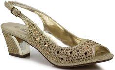 Wedge Sandals, Shoes Sandals, Wedding Flats, Rhinestone Wedding, Low Heels, Open Toe, Wedges, Pumps, Amazon
