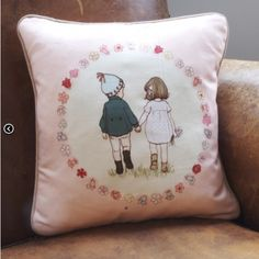 """""""Together"""" Pillow Cover"""
