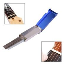 Electric Acoustic Guitar Ukulele Bass Nut Bridge Saddle Grooves Sanding Files Tool Kit Sander Case Guitar Accessories Acoustic Electric Guitar Acoustic Guitar