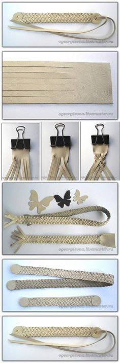 DIY Bracelets to Make DIY Projects | UsefulDIY.com Follow Us on Facebook ==> http://www.facebook.com/UsefulDiy